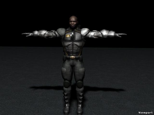 Mortal Kombat X: Tournament Scorpion 3D Model - YouTube